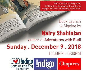 Book Launch and Signing