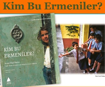 "BOOK LAUNCH OF ""KIM BU ERMENILER?"" IN LONDON"
