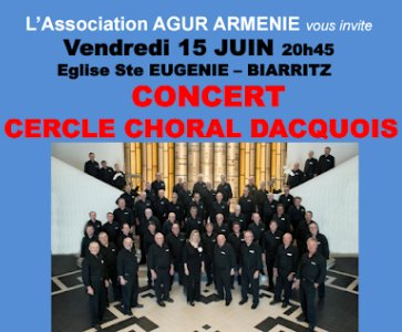 Cercle Choral Dacquois
