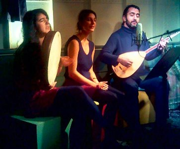 Chants alévis et arméniens d'Anatolie
