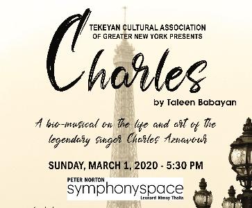 Charles: A Bio-Musical