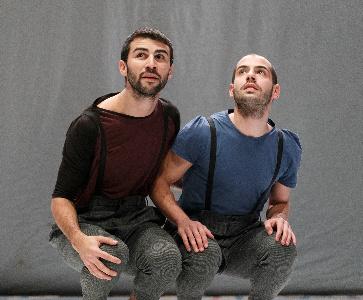 Chenapan - Cie MF   Maxime & Francesco