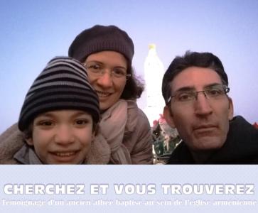 CHERCHEZ ET VOUS TROUVEREZ - Témoignage - projection - débat (en français)