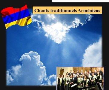 Choeur traditionnel Arménien