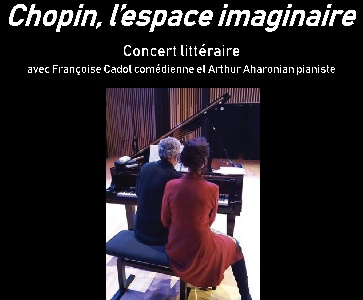 Chopin, l'espace imaginaire