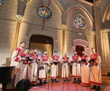 Chrétiens Orientaux - France 2 : Chantons la Vierge Marie à plusieurs voix (Arménien, Syriaque, Maronite, Gréco-Catholique Ukrainien)