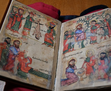 Chrétiens Orientaux - France 2 : Les manuscrits Orientaux de la BNF