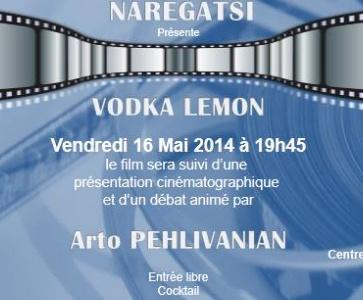 Ciné-club: VODKA LEMON