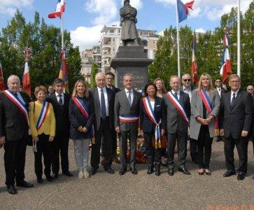 Commémoration du 103ème anniversaire  du Génocide des Arméniens de 1915