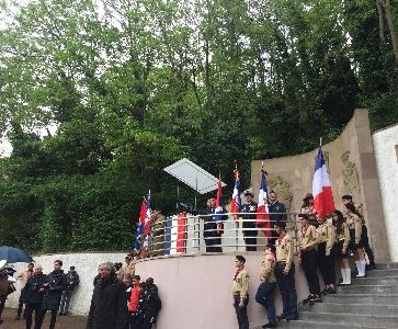 Commémoration du Génocide Arménien à Issy-les-Moulineaux