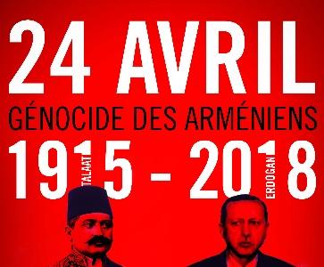 Commémoration du Génocide des Arméniens à Charvieu-Chavagnieux