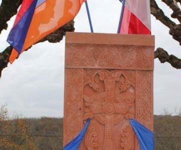 Commémoration du Génocide des Arméniens à Lusignan