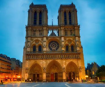 Génocide Arménien: Notre-Dame de Paris