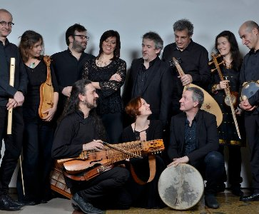 "Concert  ""Ararat""  France-Arménie, un dialogue musical"