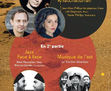 Concert caritatif pour l'enfance défavorisée de Toulouse et d'Arménie