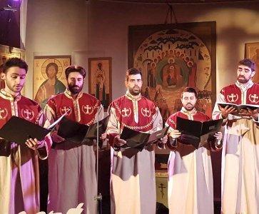 Concert de musique arménienne