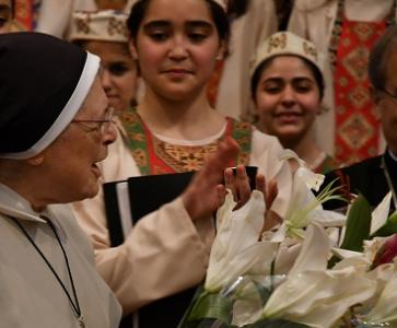 France 2 : Concert de Noël avec le chœur Notre-Dame d'Arménie