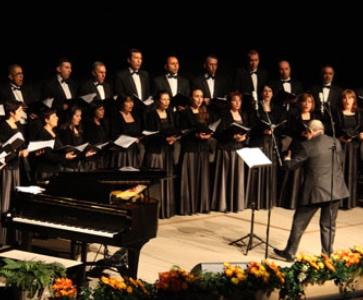 Concert du Choeur de chambre d'Etat d'Arménie