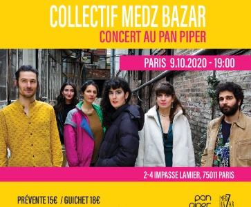 Concert du Collectif Medz Bazar