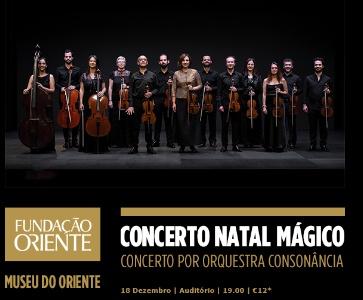 """Concert """"Magical Christmas"""" Orquestra Consonância"""