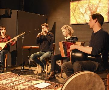Concert Arsen Petrosyan & Mahaleb (Entrée libre)