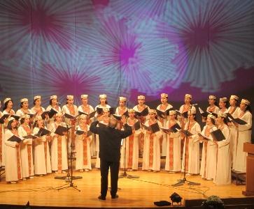 Concert Notre Dame d'Arménie à Saint Chamond