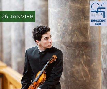 Concert Valéry Gergiev Sergey Khachatryan