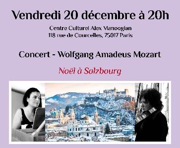 Concert - Wolfgang Amadeus Mozart