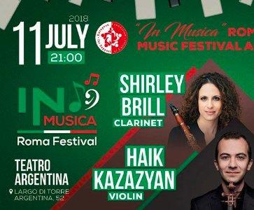 Concerto Sinfonico di Roma Tre Orchestra,dirige il M° S.Smbatyan