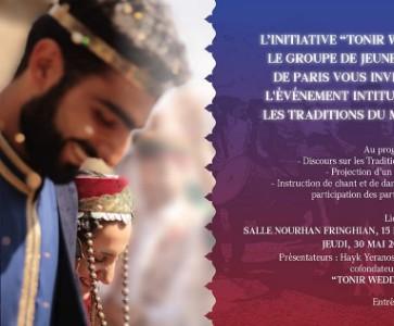 Conférence - Les traditions du mariage arménien