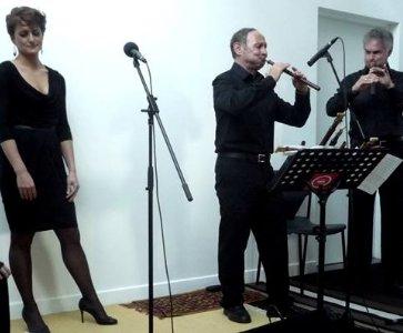 Conférence par Gérard Madilian et Concert  du Groupe Ververi