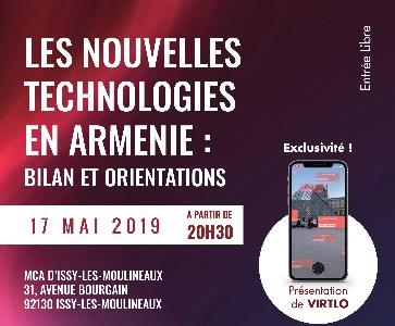 Conférence sur les Nouvelles Technologies en Arménie