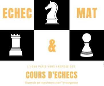 Cours d'échecs à l'UGAB Paris