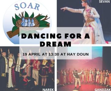 Dancing for a dream/ L'événement est reporté