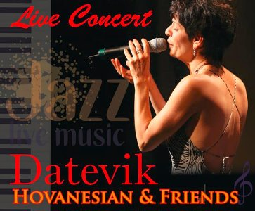 Datevik Hovanesian & Friends
