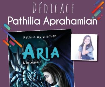 Dédicace APRAHAMIAN Pathilia