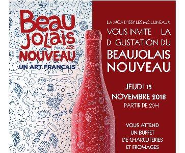 Dégustation du Beaujolais Nouveau