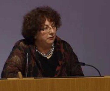 Diana Apkar, ambassadrice de la 1ère république d'Arménie