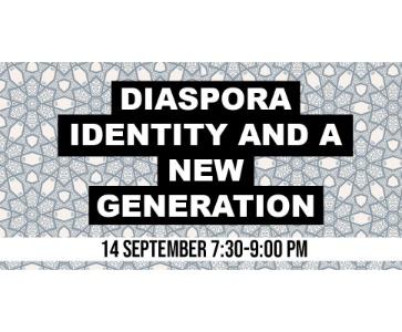 Diaspora Identity and a New Generation