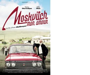 Diffusion du film Moskvitch mon amour