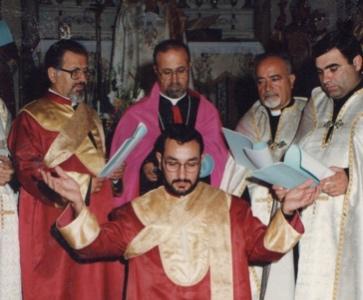 Divine liturgie d'action de grâce