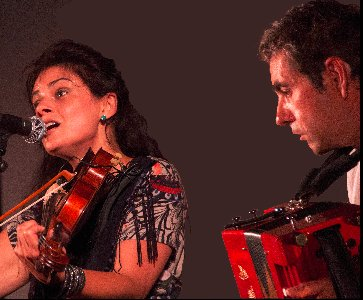 Djampa en concert au festival des Kiosques à Musique