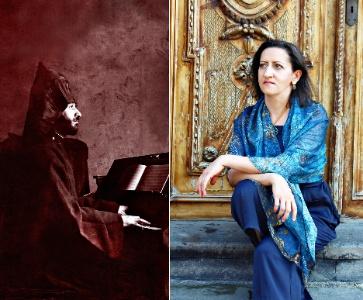 ECM 50 recital: Lusine Grigoryan spielt Komitas