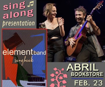 Element Band Songbook Sing-Along Presentation