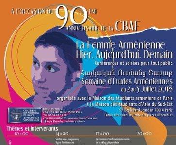 Femme et arménienne: aujourd'hui… et demain?