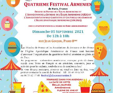 Festival Arménien de Rue