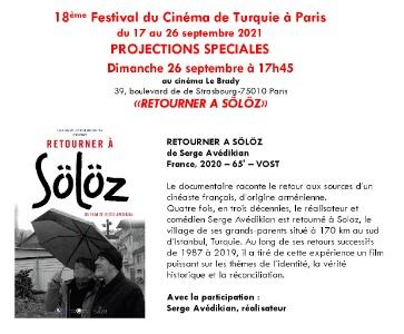 Festival du film de Turquie