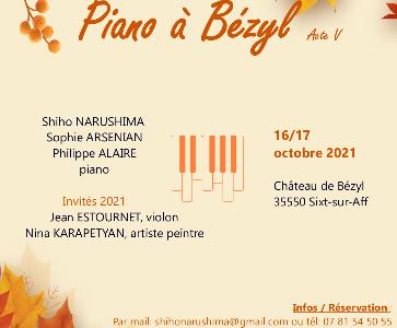 Festival Piano à Bézyl