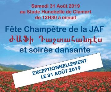 Fête Champêtre de la JAF