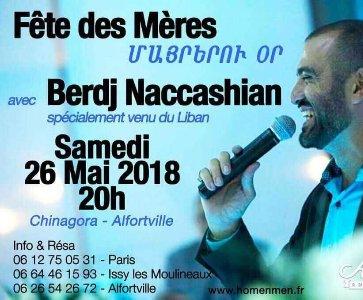 Fête des Mères avec Berdj Naccashian